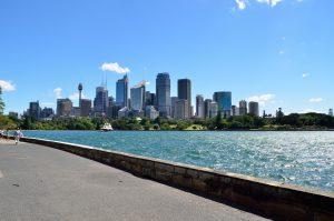 シドニーの気候