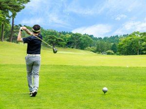 ゴルフと腰痛
