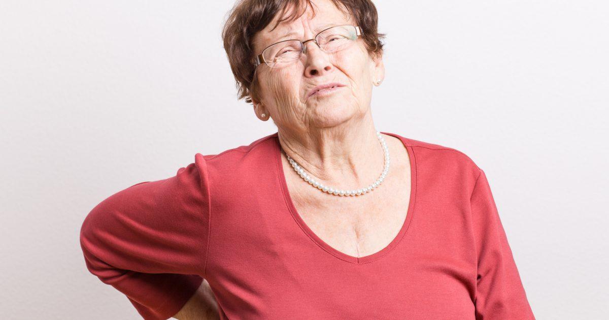 腰痛は骨折の予兆