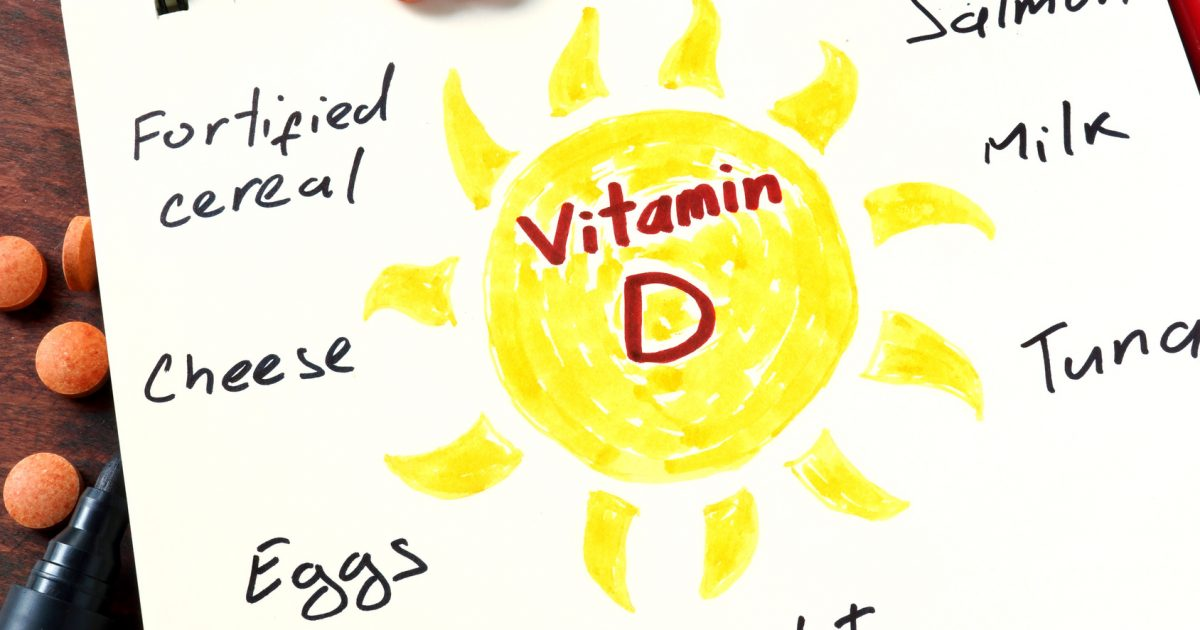ビタミンDと腰痛の関連